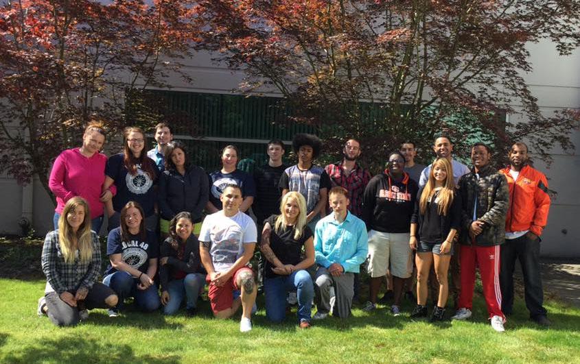 NECA/IBEW Local 48 Training Center Graduates First Class of Pre-Apprentices