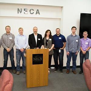 NECA/IBEW Local 48 works with OSU students